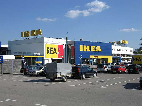 IKEA first store