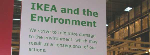 IKEA sustainable design