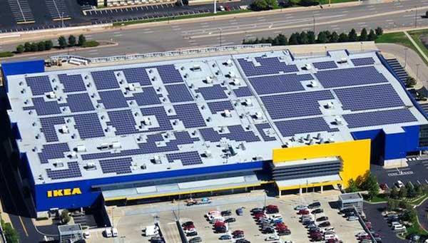 IKEA Solar energy