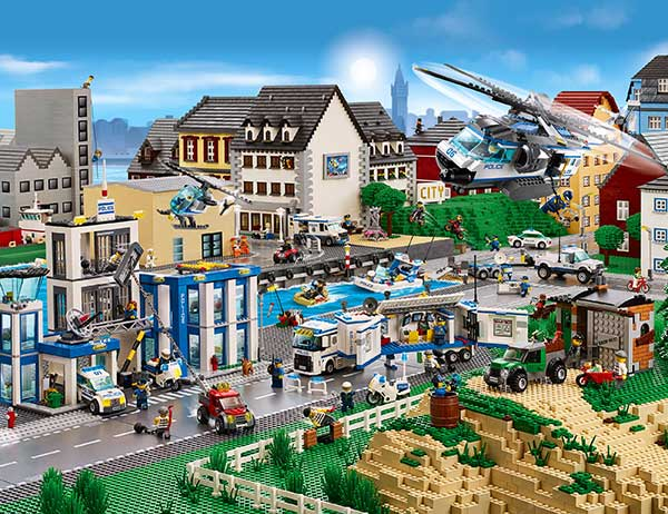 LEGO Bricks: The Long Road to Sustainable Design