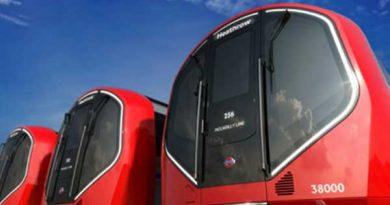 London New Tube