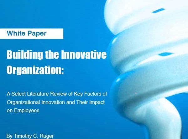 innovative organization