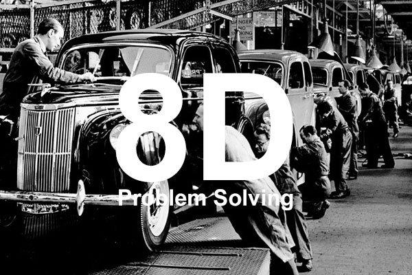 8D problem solving