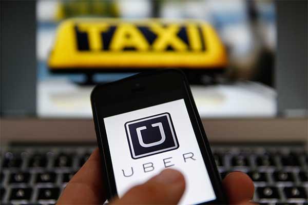 Uber service