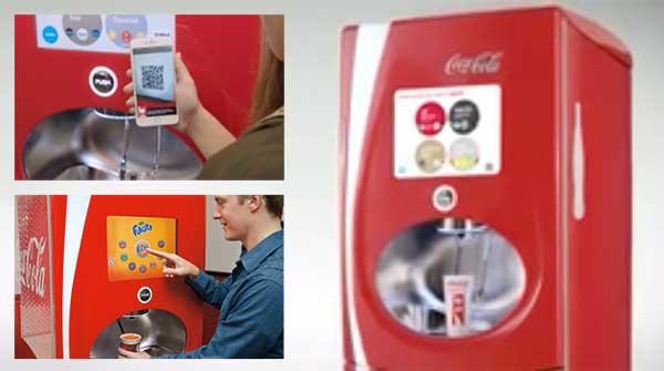 Coca-Cola Free Style