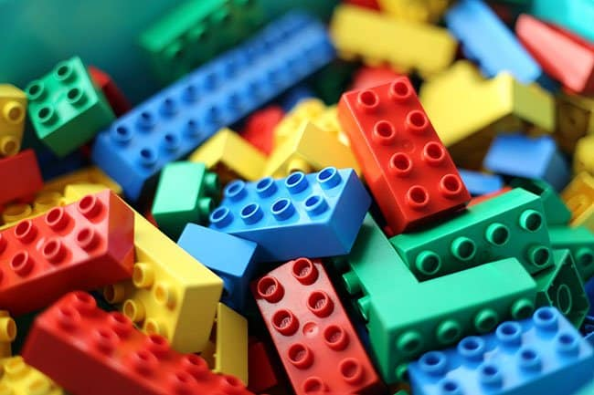 Lego open innovation